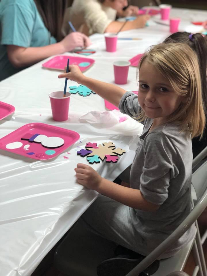 Children's paint party biz bootcamp by southern adoornments