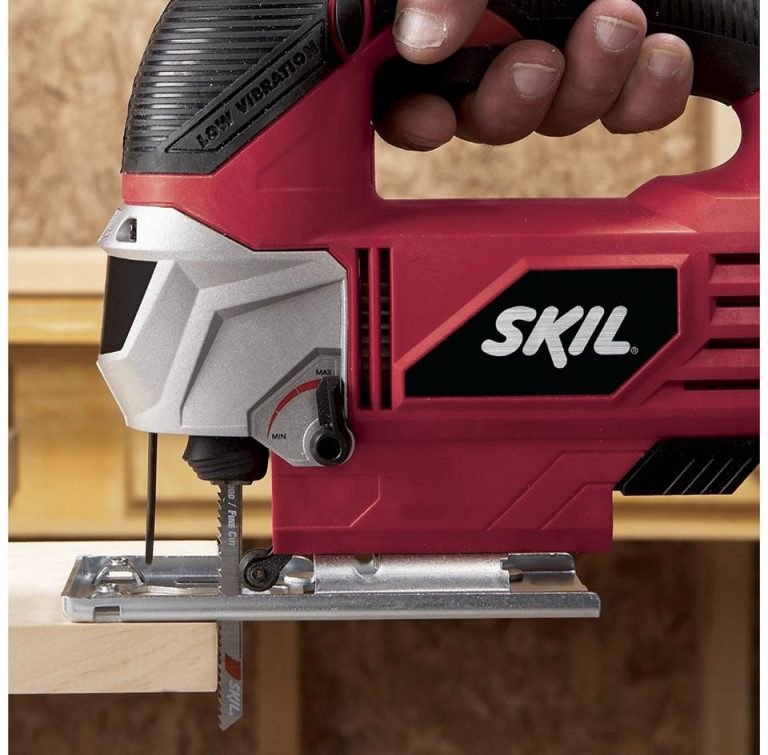 Skil Jigsaw Stock Photo for door hangers by Southern ADOORnments