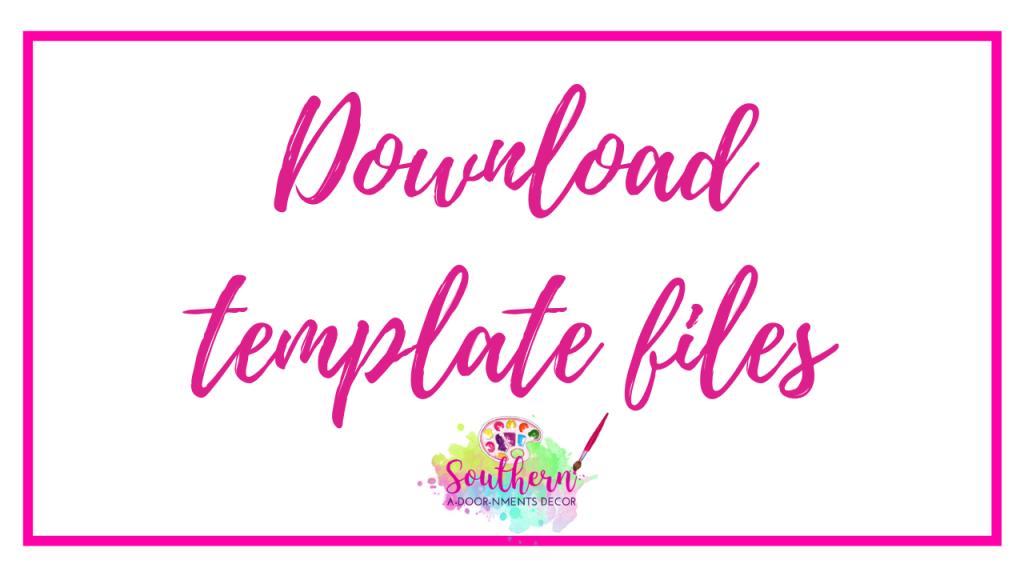 Download Template Files: Logo